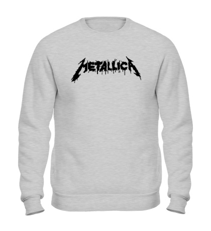 Свитшот Metallica Painted