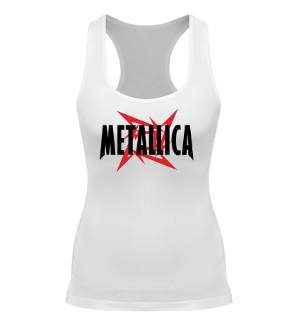 Женская борцовка Metallica Star