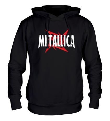 Толстовка с капюшоном Metallica Star