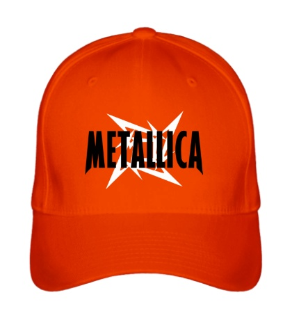 Бейсболка Metallica Star