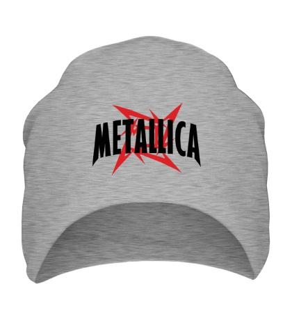 Шапка Metallica Star