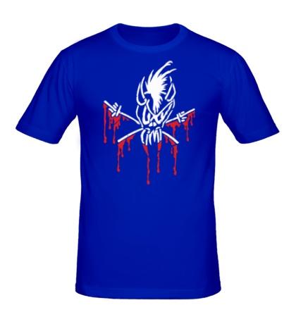 Мужская футболка Scary Guy