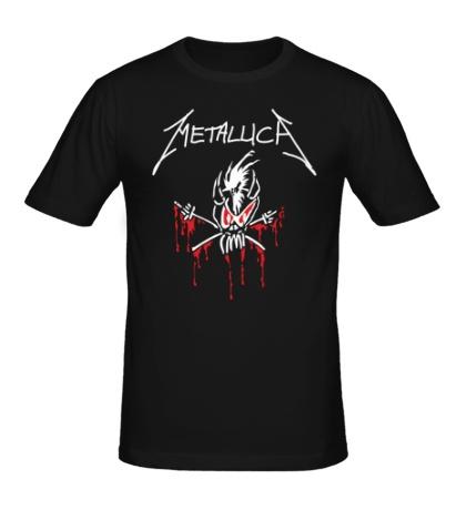 Мужская футболка Metallica: Scary Guy