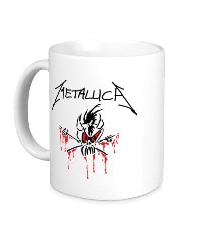 Керамическая кружка Metallica: Scary Guy