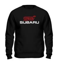 Свитшот Subaru STI