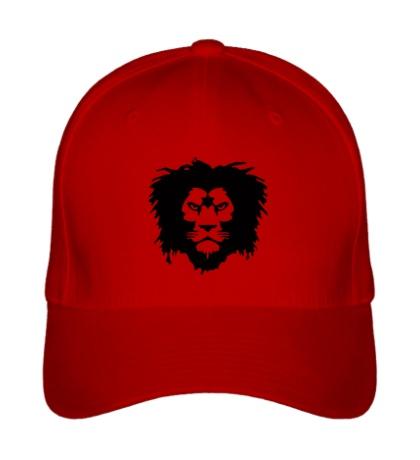 Бейсболка Суровый лев