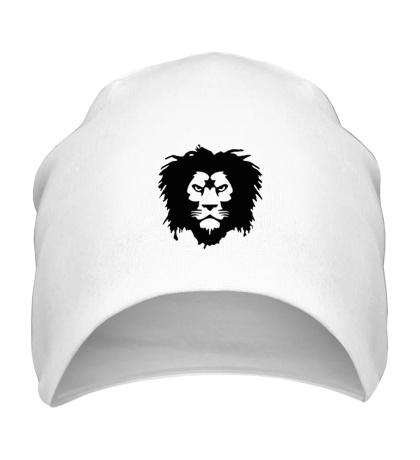 Шапка Суровый лев