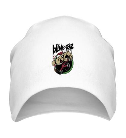 Шапка Blink-182