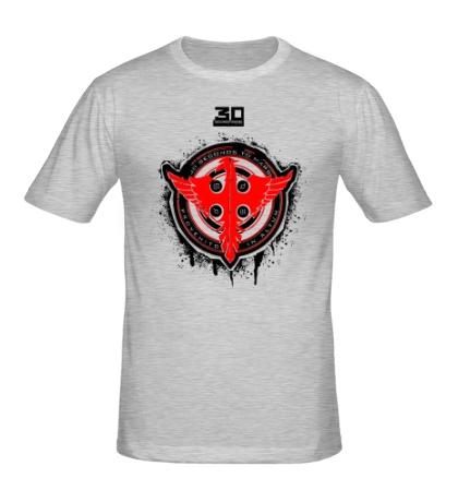 Мужская футболка 30 second to mars