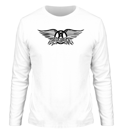 Мужской лонгслив Aerosmith logo