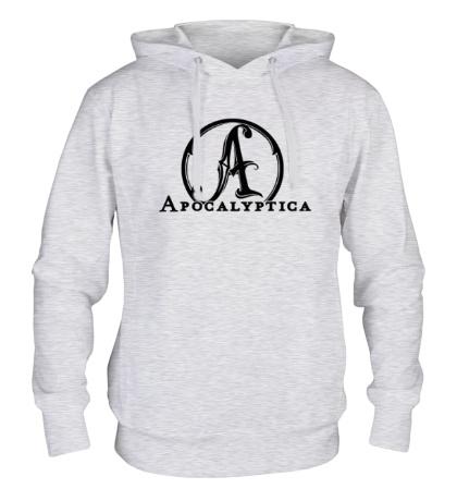 Толстовка с капюшоном Apocalyptica