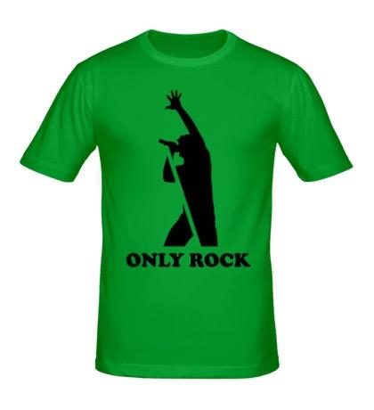 Мужская футболка Only Rock