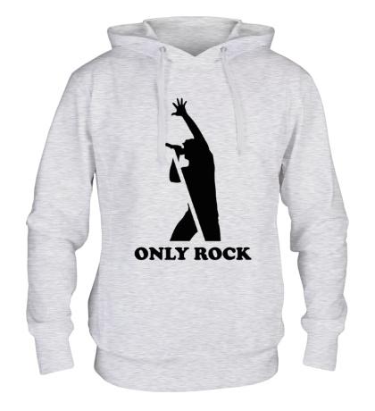 Толстовка с капюшоном Only Rock