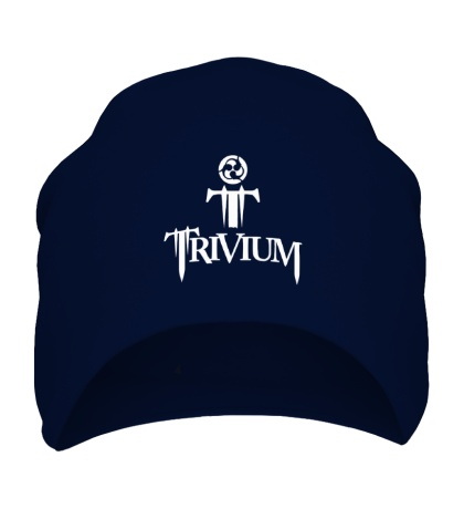 Шапка Trivium Logo