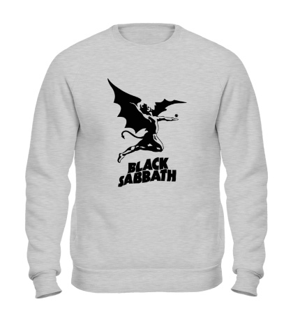 Свитшот Black Sabbath