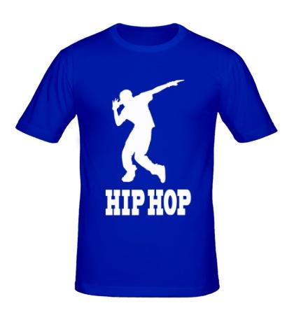 Мужская футболка Hip-Hop Style
