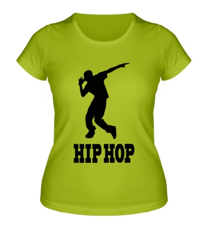 Женская футболка Hip-Hop Style