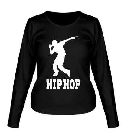 Женский лонгслив Hip-Hop Style