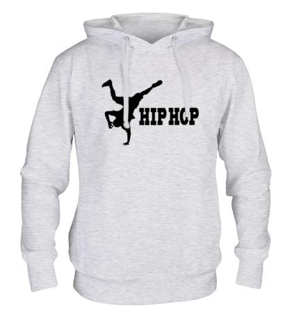 Толстовка с капюшоном Hip-Hop Dancer