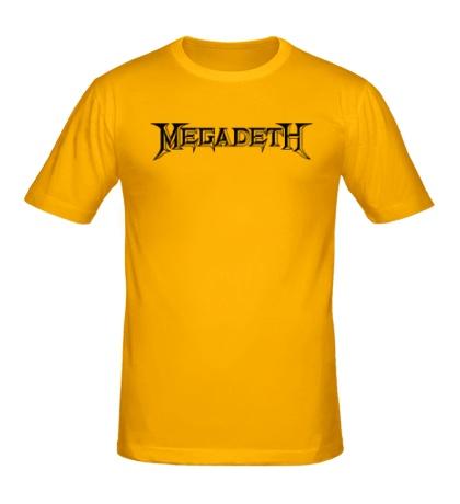 Мужская футболка Megadeth