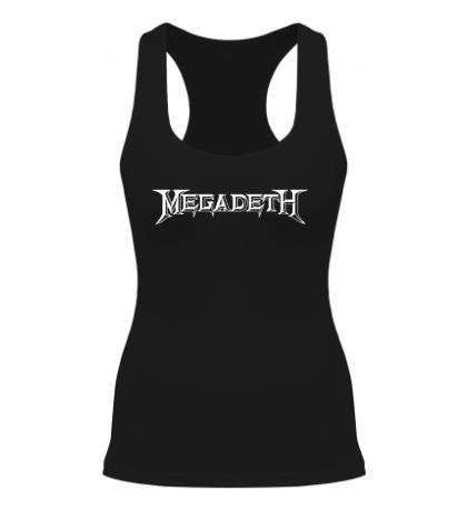 Женская борцовка Megadeth