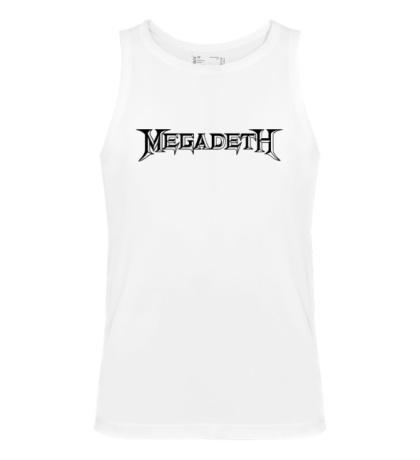Мужская майка Megadeth
