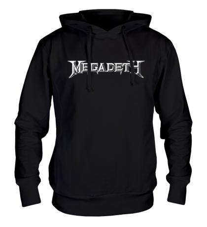 Толстовка с капюшоном Megadeth
