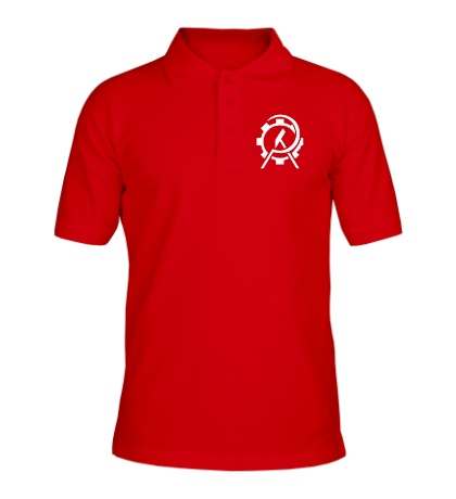 Рубашка поло Anarcho Сommunist
