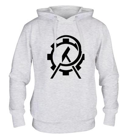 Толстовка с капюшоном Anarcho Сommunist