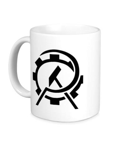 Керамическая кружка Anarcho Сommunist