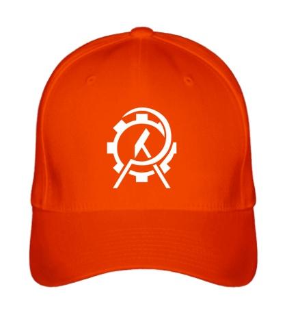 Бейсболка Anarcho Сommunist