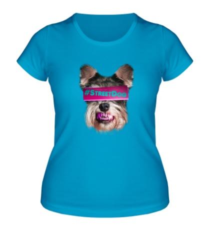 Женская футболка Street Dog