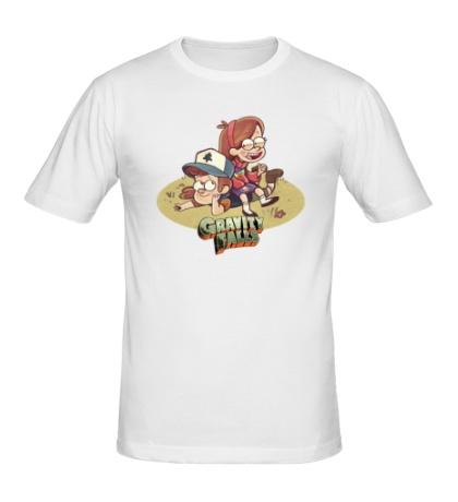 Мужская футболка Mable and Dipper
