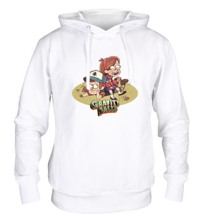 Толстовка с капюшоном Mable and Dipper