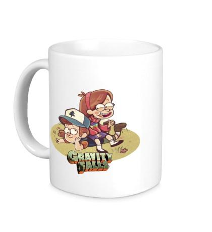 Керамическая кружка Mable and Dipper