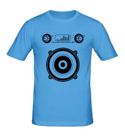 Мужская футболка Volume Controller