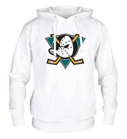 Толстовка с капюшоном HC Anaheim Ducks