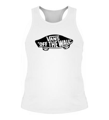 Мужская борцовка Vans: Off the wall