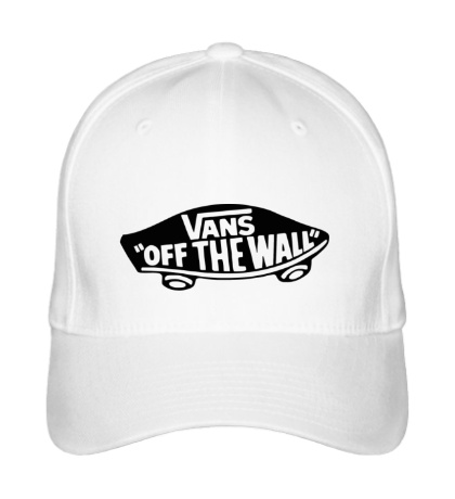 Бейсболка Vans: Off the wall