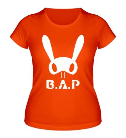 Женская футболка B.A.P