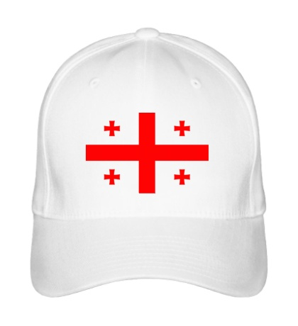 Бейсболка Флаг Грузии