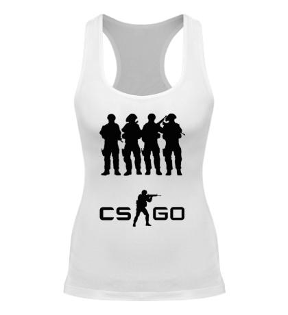 Женская борцовка CS:GO Teamplay