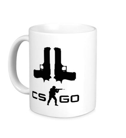 Керамическая кружка CS:GO Guns