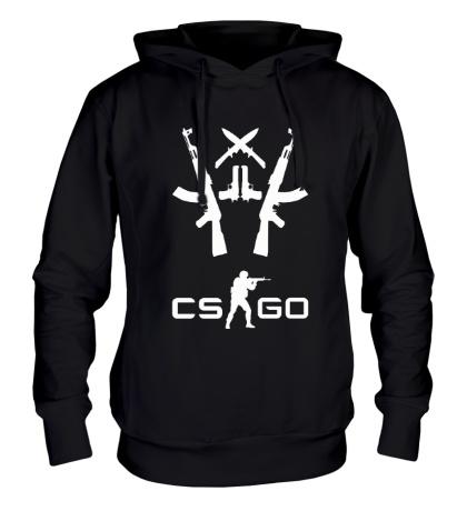 Толстовка с капюшоном CS:GO Army