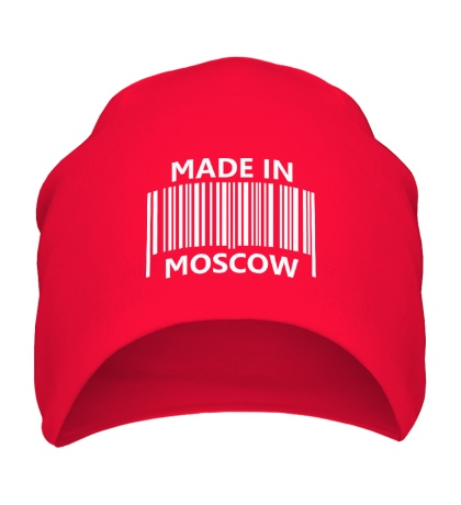 Шапка Made in Moscow