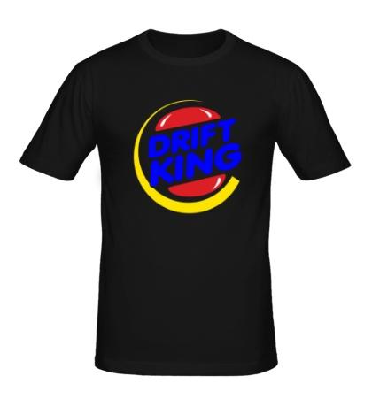 Мужская футболка Drift king