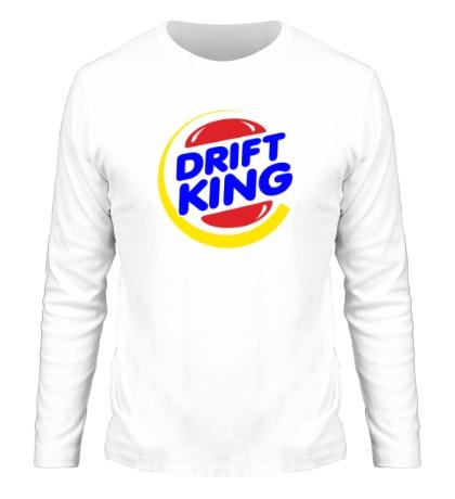 Мужской лонгслив Drift king