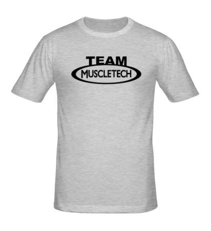 Мужская футболка Muscletech Team