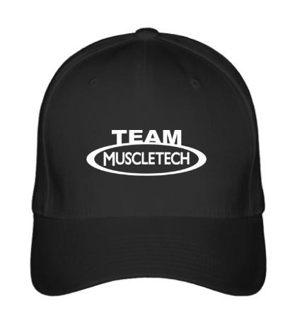 Бейсболка Muscletech Team