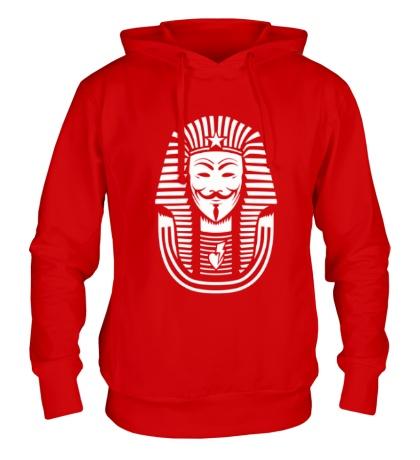 Толстовка с капюшоном Swag anonymous of Egypt